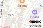 Схема проезда до компании Департамент образования г. Москвы в Москве