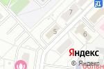 Схема проезда до компании Волшебный мир в Москве