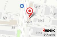 Схема проезда до компании Тарупак в Москве
