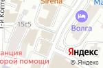 Схема проезда до компании Лексилон консалтинг в Москве