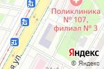Схема проезда до компании Детская библиотека №113 им. И.С. Соколова-Микитова в Москве