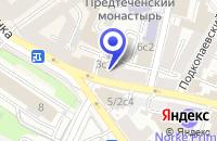 Схема проезда до компании БУРОВАЯ ФИРМА PPC STEROM в Москве