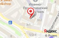 Схема проезда до компании Автотортранс Лтд в Москве