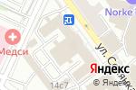 Схема проезда до компании Кафе Института питания РАМН в Москве