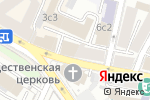 Схема проезда до компании МОСАЭРО в Москве