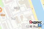 Схема проезда до компании La Bouclette в Москве