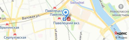 Сто дорог на карте Москвы