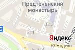 Схема проезда до компании Энерготрансбанк в Москве