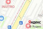 Схема проезда до компании РусВторЛом в Москве