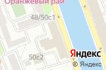 Схема проезда до компании Автоклуб Купидон в Москве