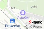 Схема проезда до компании НТЦ Техдокконсалт в Москве