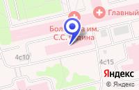 Схема проезда до компании МЕДИЦИНСКИЙ ЦЕНТР РАДОНЕЖ в Москве