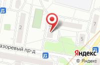 Схема проезда до компании Гидротехник-447Д в Москве