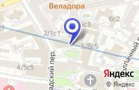 Схема проезда до компании МАСТЕРСКАЯ ИТАЛЬЯНСКИЙ БАГЕТ в Москве