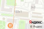 Схема проезда до компании Фамилия в Москве