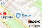 Схема проезда до компании ZaСолнцем в Москве