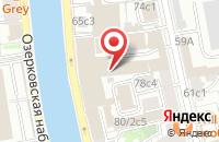 Схема проезда до компании Компания «Газ и Нефть» в Москве