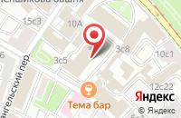 Схема проезда до компании Редакционно-Издательский Дом «Новая Газета» в Москве
