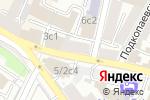 Схема проезда до компании Marina Gavrilova в Москве