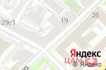 Схема проезда до компании Даев 33 в Москве