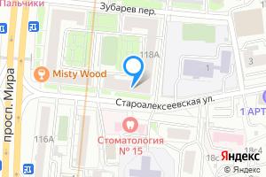 Снять комнату в Москве м. Алексеевская, проспект Мира, 118А