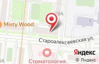 Схема проезда до компании Сервис Строй в Москве