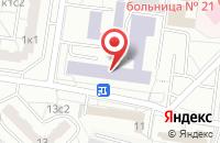 Схема проезда до компании МС-Сити в Москве