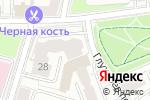 Схема проезда до компании Оттенки в Москве