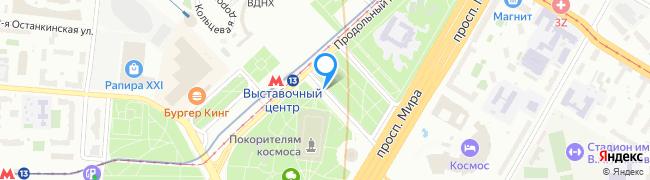 проезд Поперечный 1-й