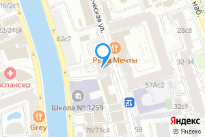 Сдается комната в однокомнатной квартире в Москве Садовническая ул., 66