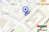 Схема проезда до компании ДК ОЛЬХОВКА в Москве