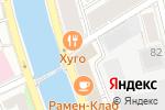 Схема проезда до компании Big Rib в Москве