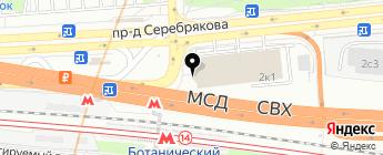 ShiyanStudio на карте Москвы