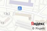 Схема проезда до компании СтройКлимат в Москве