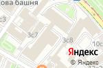 Схема проезда до компании МосгортрансНИИпроект в Москве