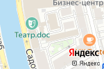 Схема проезда до компании ЭТЕЛЬ в Москве