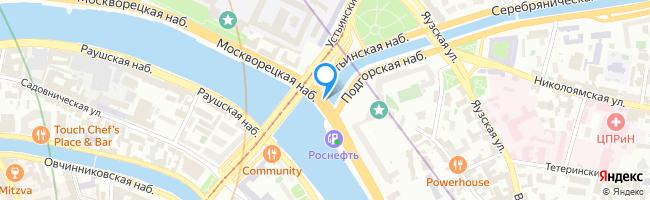 Малый Устьинский мост