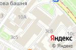 Схема проезда до компании Новая газета в Москве
