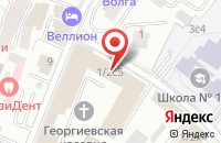 Схема проезда до компании Интелкап в Москве