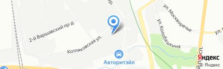 П-С Консалтинг на карте Москвы