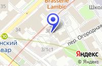 Схема проезда до компании ПТФ БРУКС ЛМ в Москве