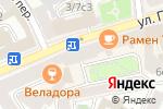 Схема проезда до компании Pikolinos в Москве