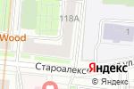 Схема проезда до компании Кораблик в Москве