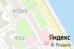 Схема проезда до компании Строй Гарант в Москве