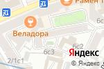 Схема проезда до компании Домик Строй в Москве