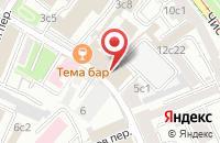 Схема проезда до компании Экспо в Москве