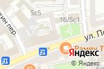 Схема проезда до компании Махота в Москве