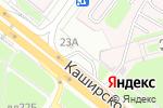 Схема проезда до компании АЗС Петрол-Инвест в Москве