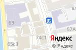 Схема проезда до компании КБ Бизнес для бизнеса в Москве