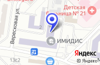 Схема проезда до компании ТОРГОВЫЙ ДОМ ПРОМ БЕТОН в Москве